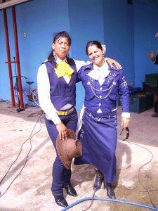 Yaquelín y Yailé